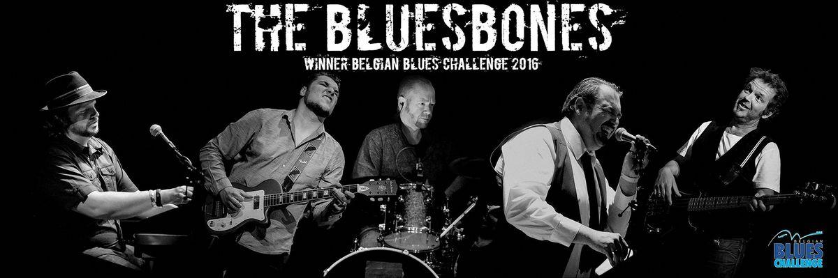 The Bluesbones</b> - Belgische bluesrock op zijn best