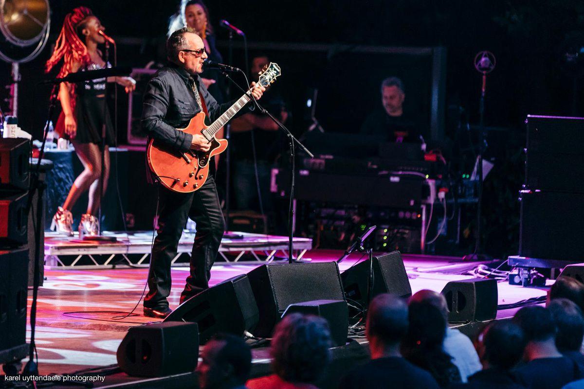 OLT18: Elvis Costello & The Imposters</b> - Goed voor de bloeddruk
