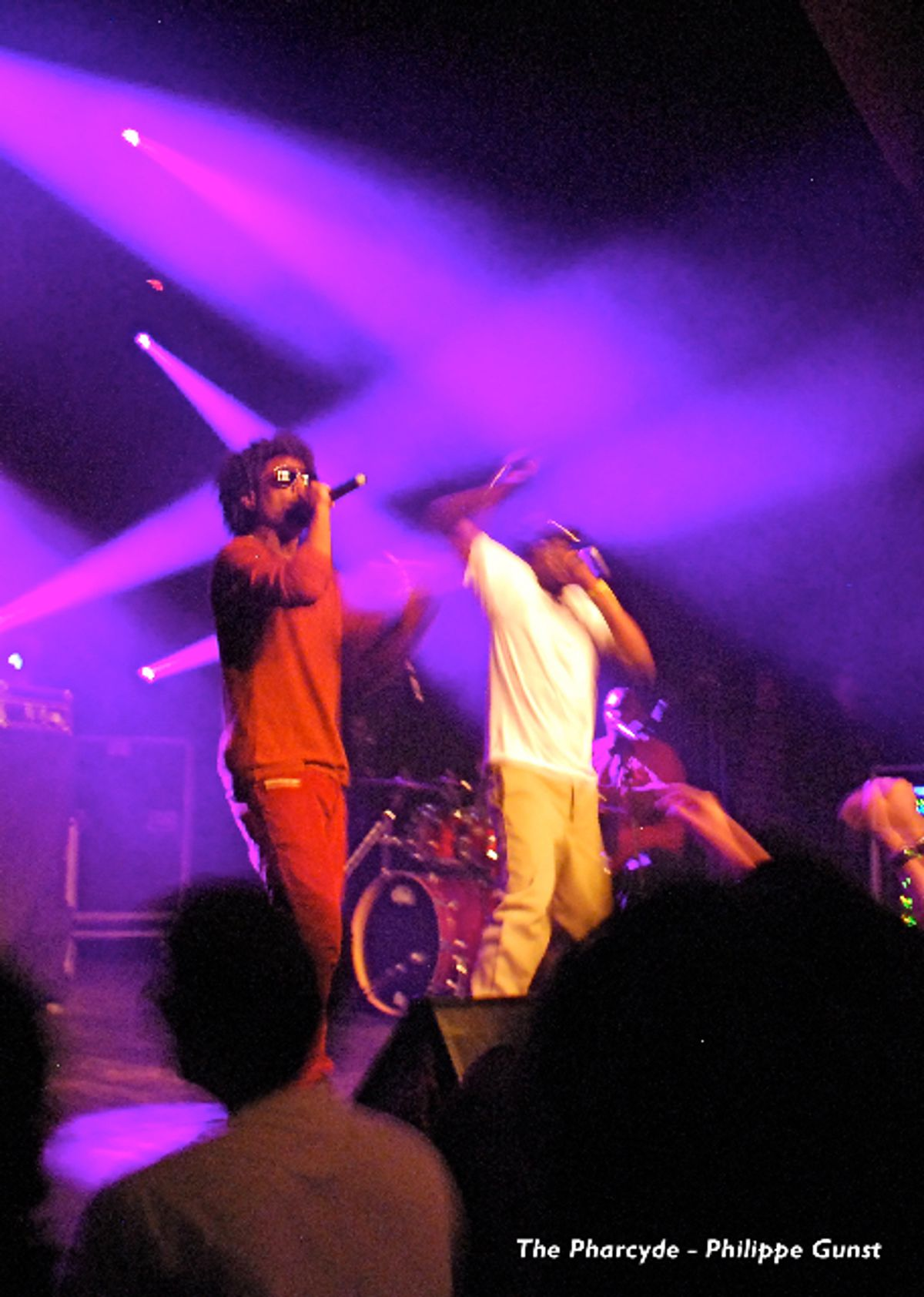 The Pharcyde & JayeNess</b> - Clap your hands everybody!