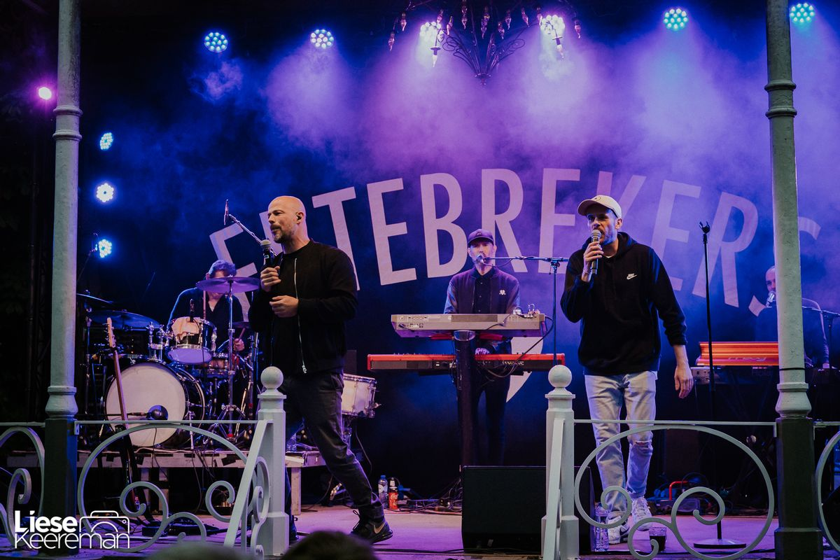 Ertebrekers - Great Gigs in the Park - Instant zomerse sfeer