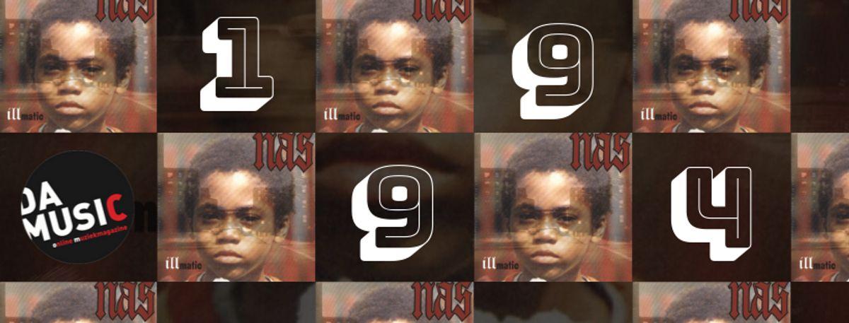 De 9 van '94: Nas - Illmatic