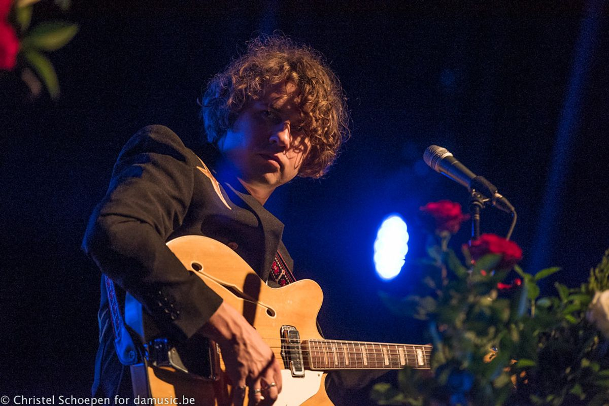 Kevin Morby</b> - Fotoreportage
