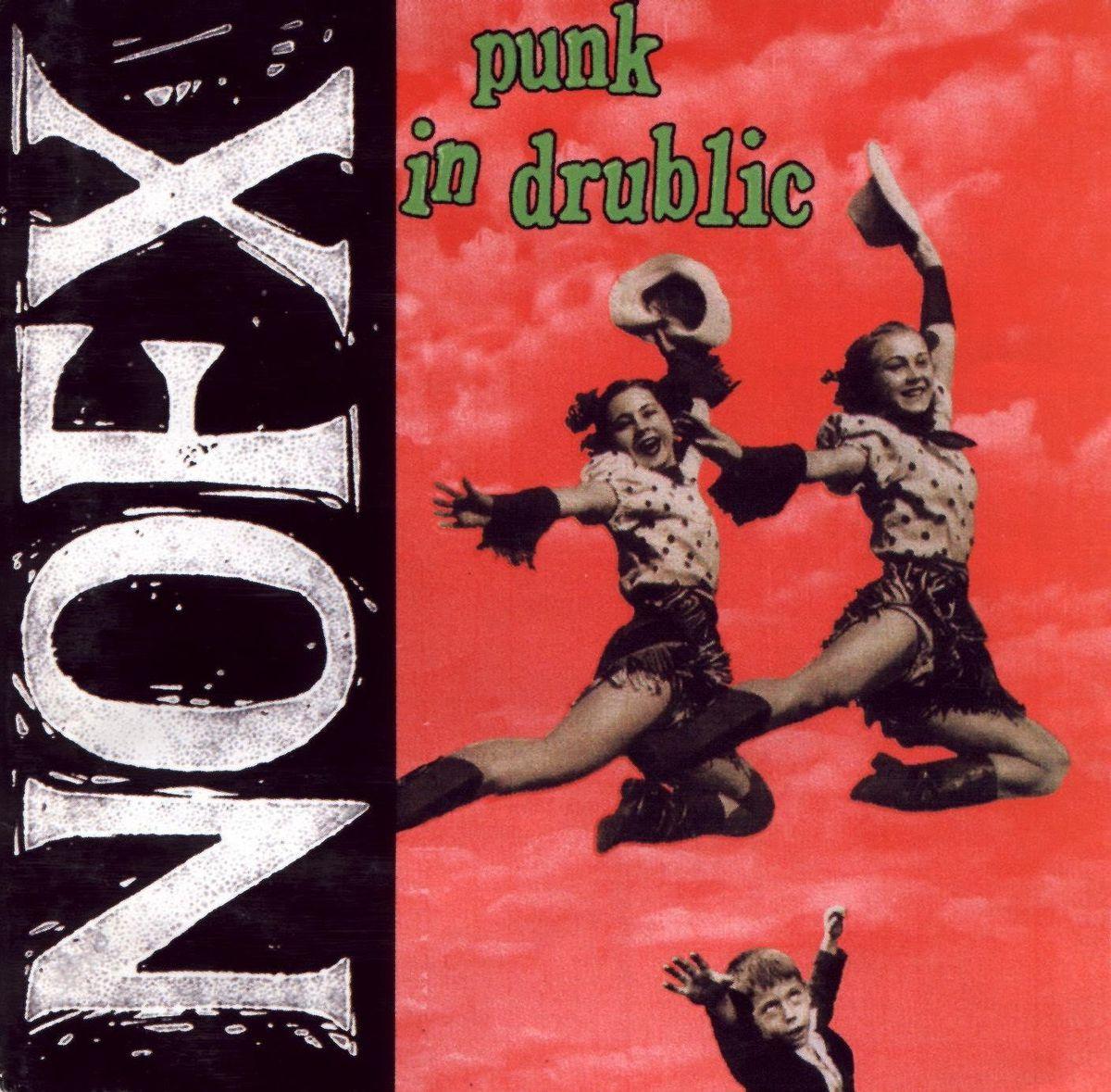 Vijfentwintig jaar 'Punk In Drublic'