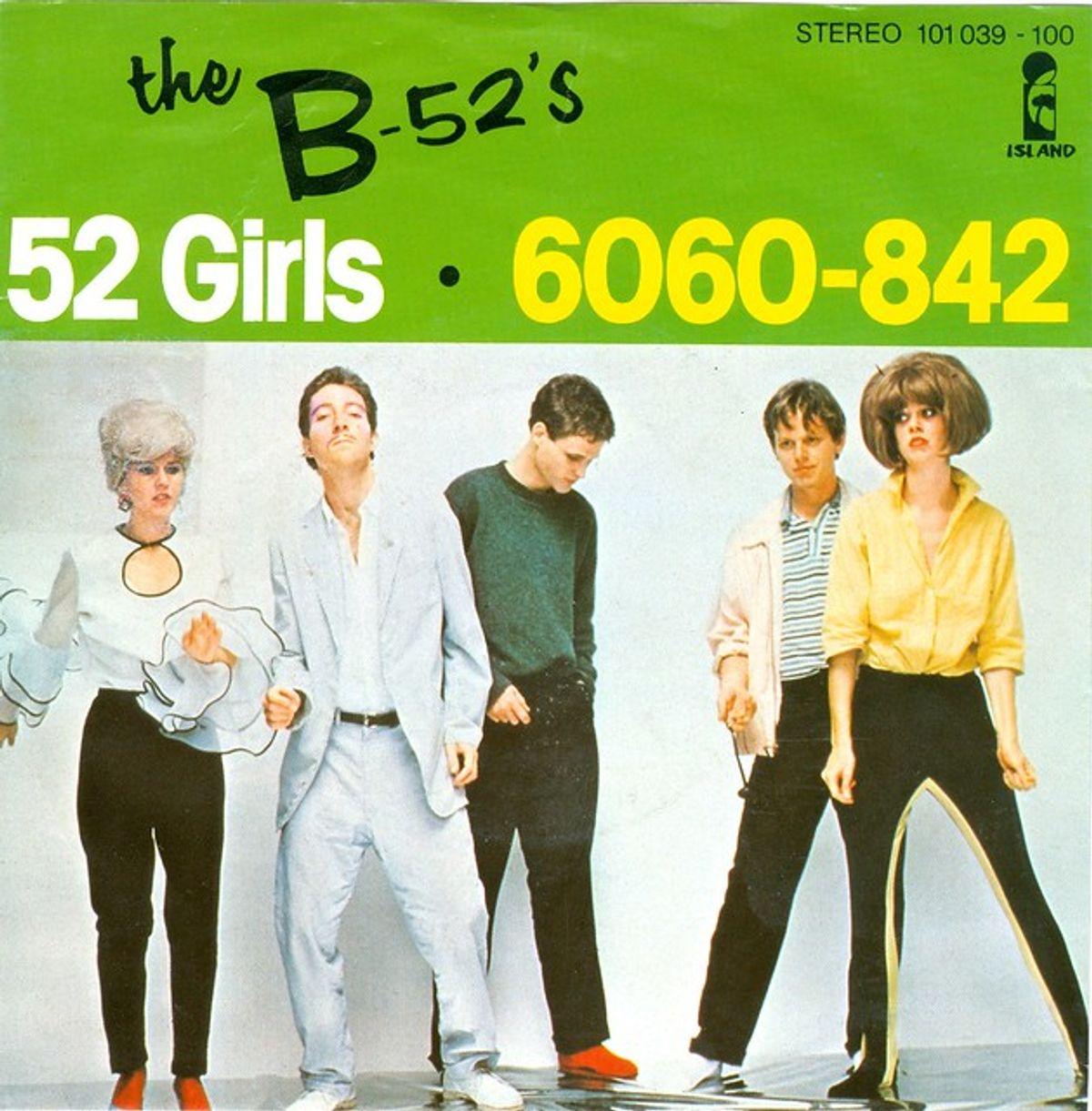 #ETPhoneHome - The B 52's - 6060 842 (1979)