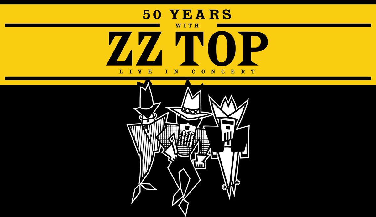 ZZ Top</b> - Prehistorisch lekker