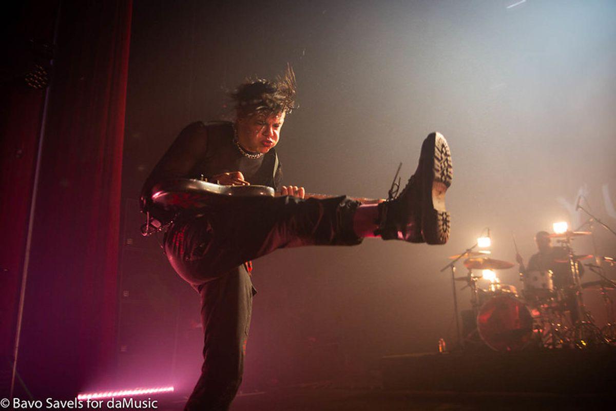 Yungblud</b> - That's entertainment! - fotoreportage
