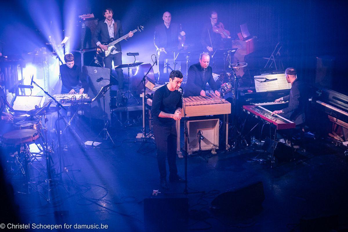 The Colorist Orchestra & Gabriel Rios</b> - De Vlaamse Bad Seeds