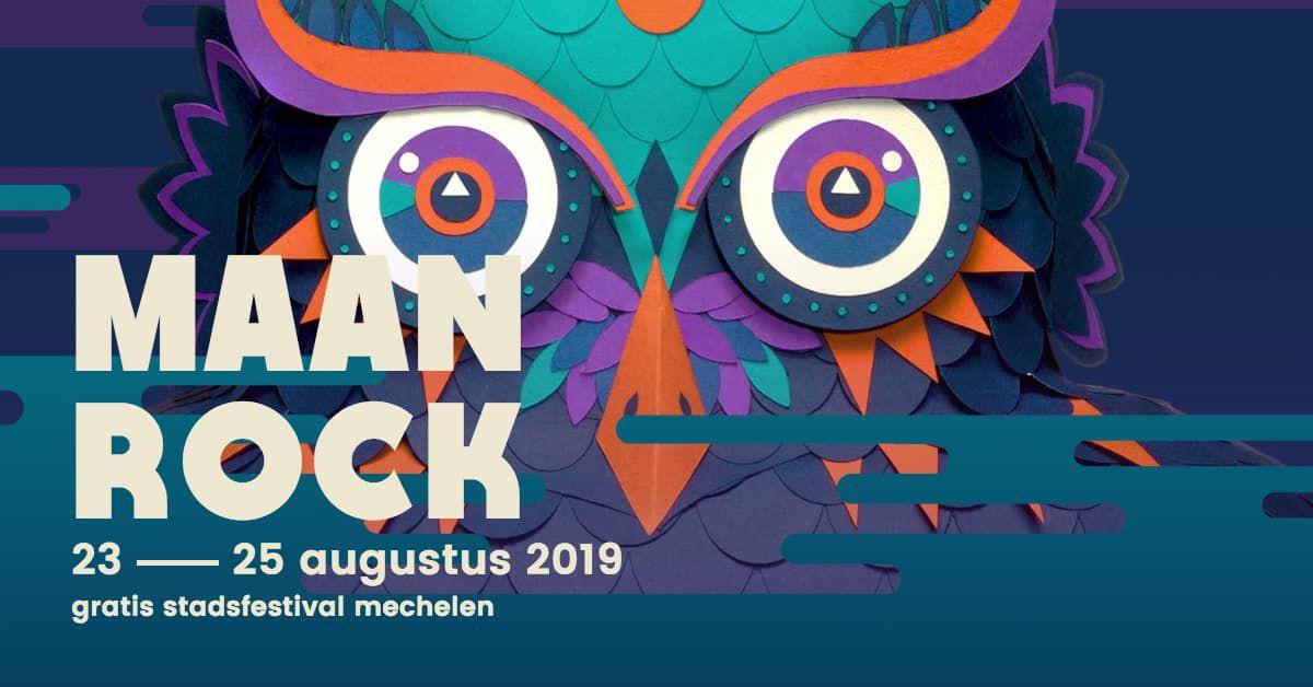 Maanrock 19: Mechelen rockt