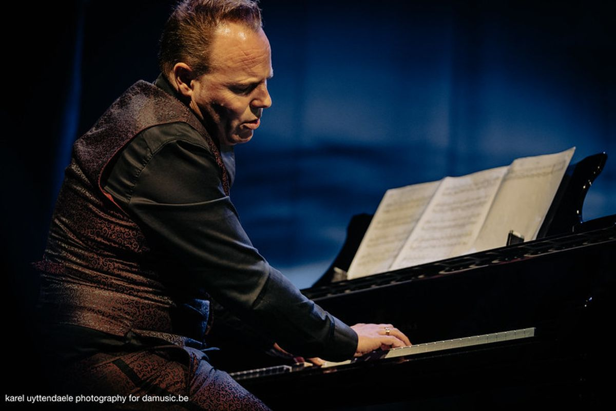 Gent Jazz '21: Jef Neve, Lady Linn, ... - Goed volk