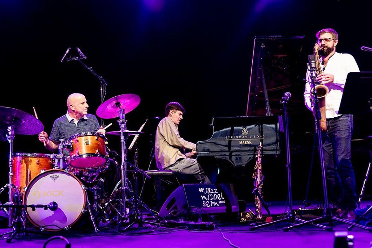 Jazz Middelheim - dag 2 - Hogere wiskunde