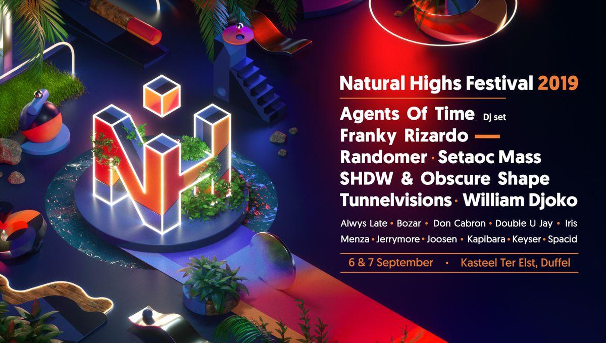 Natural Highs Festival: unieke dance-experience met een stevige groene tint
