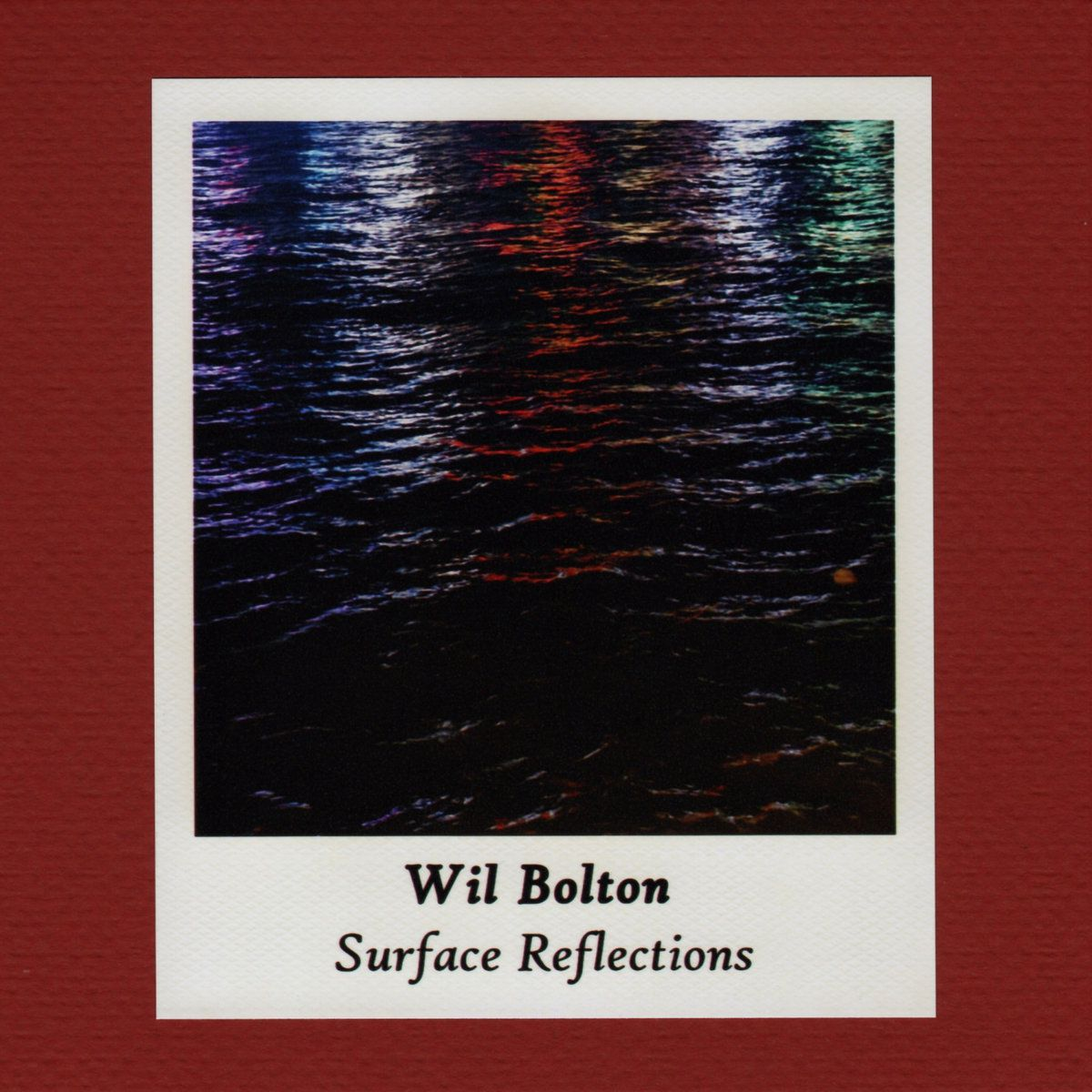 Surface Reflections