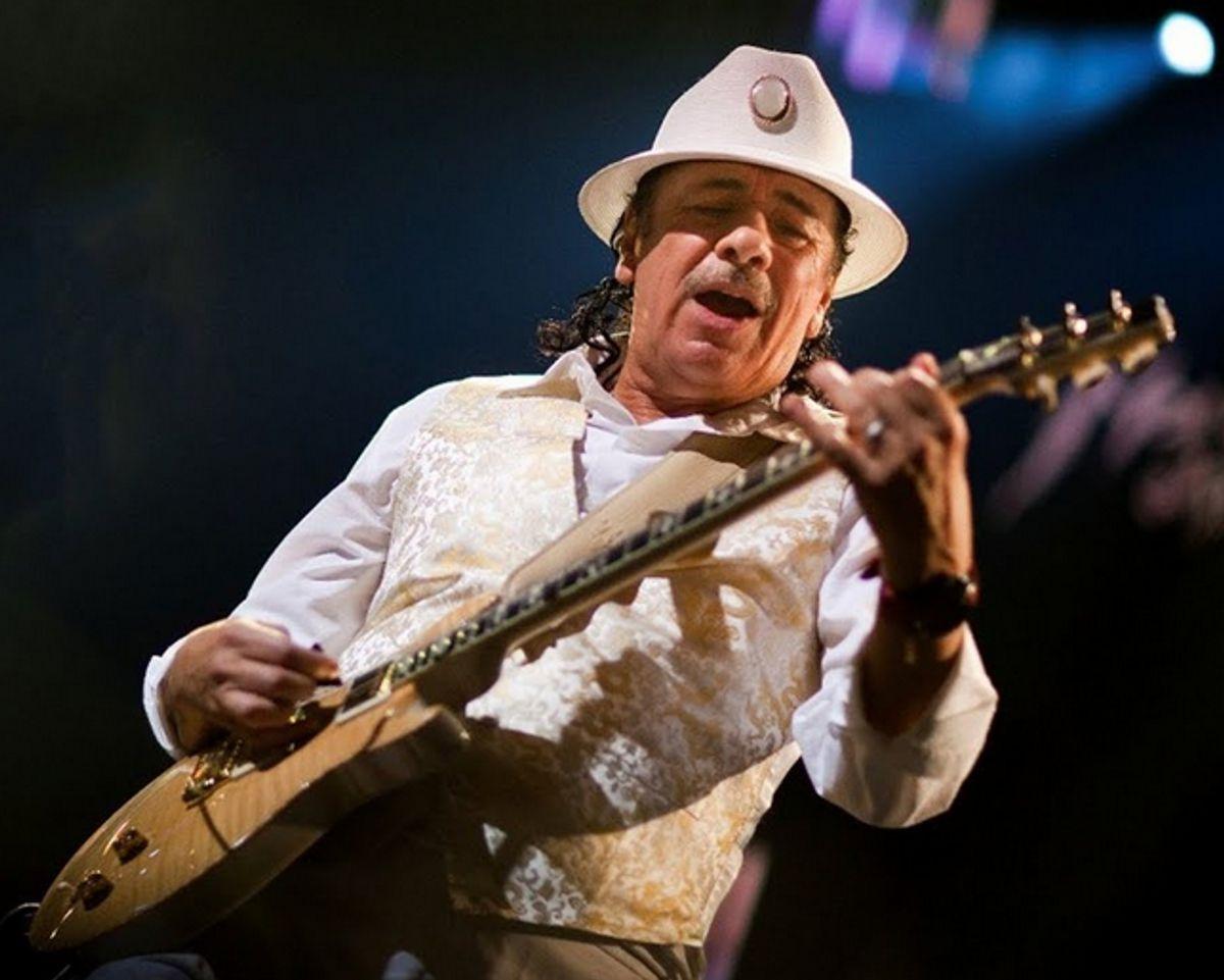 Santana</b> - Spannender op zijn twintigste