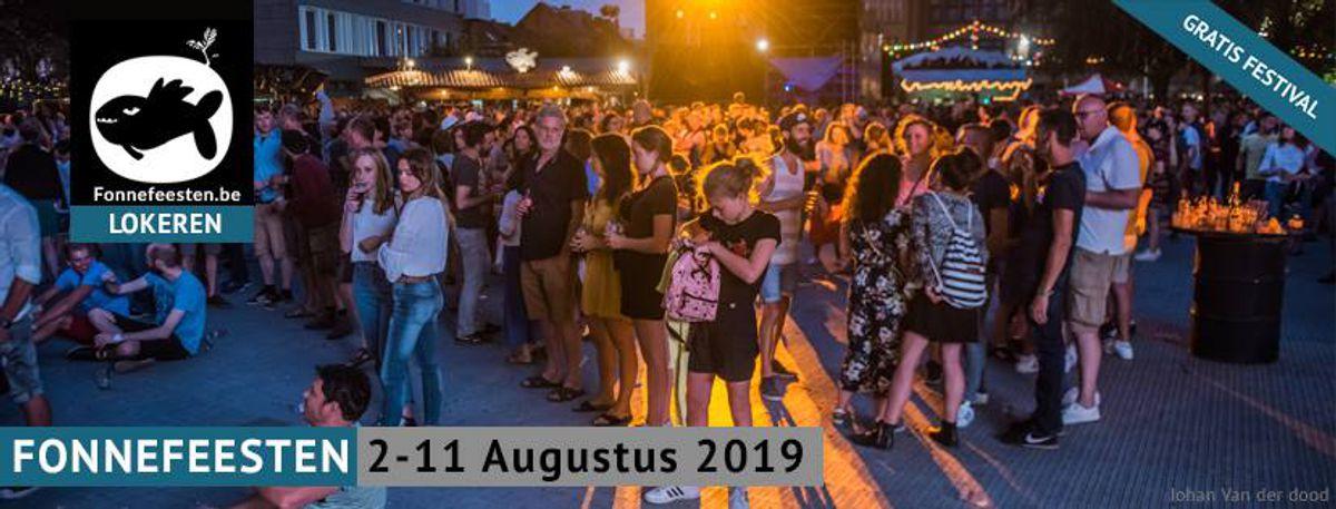 Fonnefeesten 2019: de saus over de paardenworst