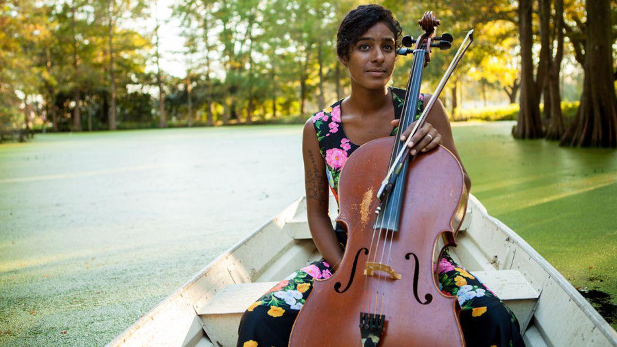 Leyla McCalla</b> - Caraïbisch talent