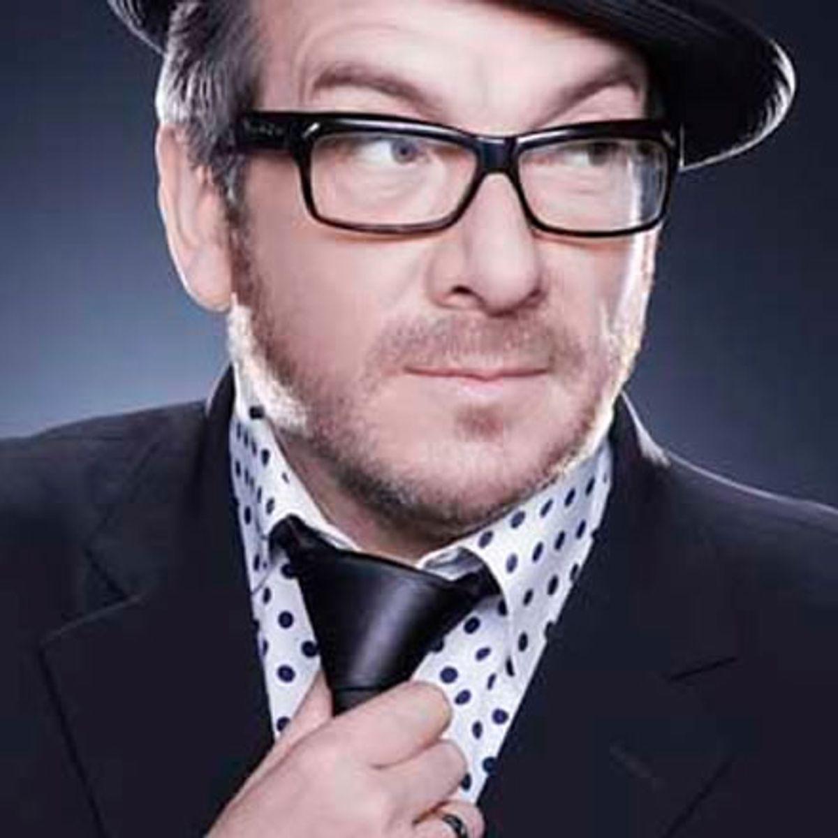 Elvis Costello's Spectacular Spinning Songbook</b> - Persoonlijke airconditioning
