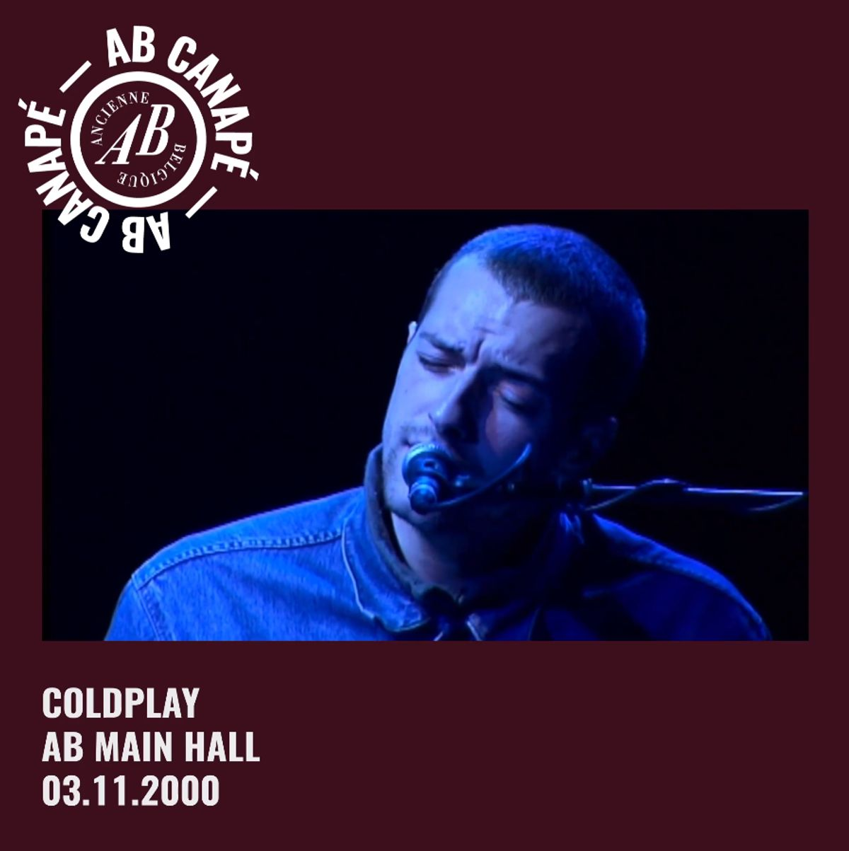 AB Canapé: Coldplay</b> - Nu al wereldniveau