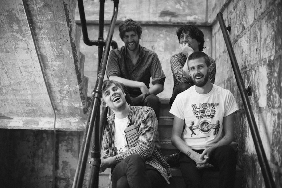 Girl Band - Fontaines D.C. - The Claque</b> - L'Irlande: douze points