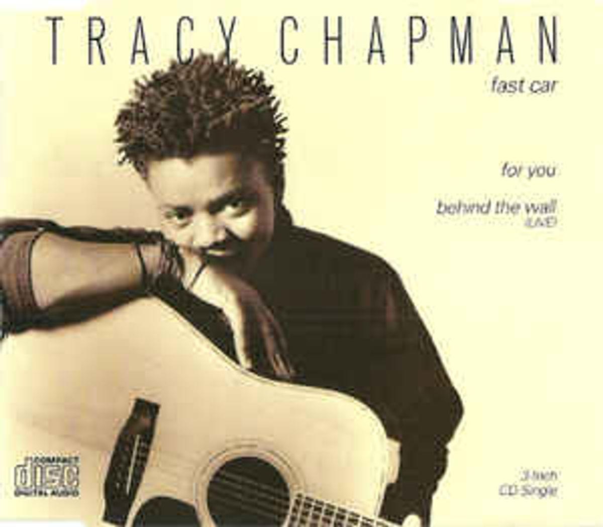 #DeZomerhit Tracy Chapman - Fast Car (1988)