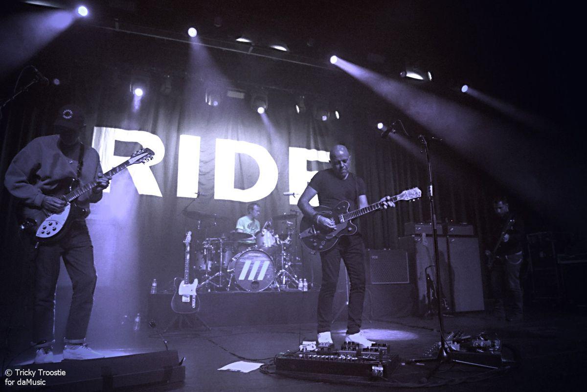Ride</b> - Van langzaam naar veel te snel