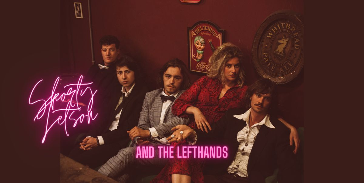Shorty Jetson and the Lefthands - Go On Without YOu