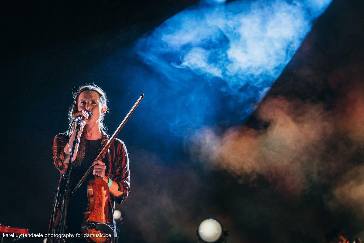 Gent Jazz '21: Wim Mertens, ... - Sohnarr als hoogtepunt