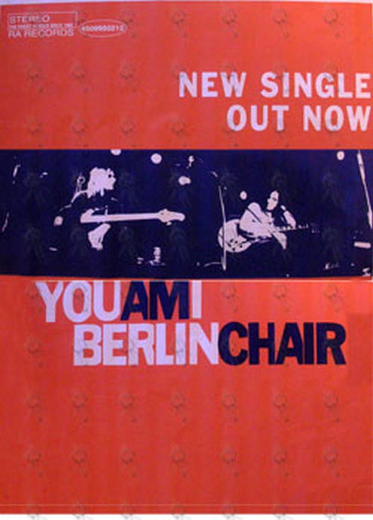 #FijnBesnaard - You Am I - Berlin Chair (1993)