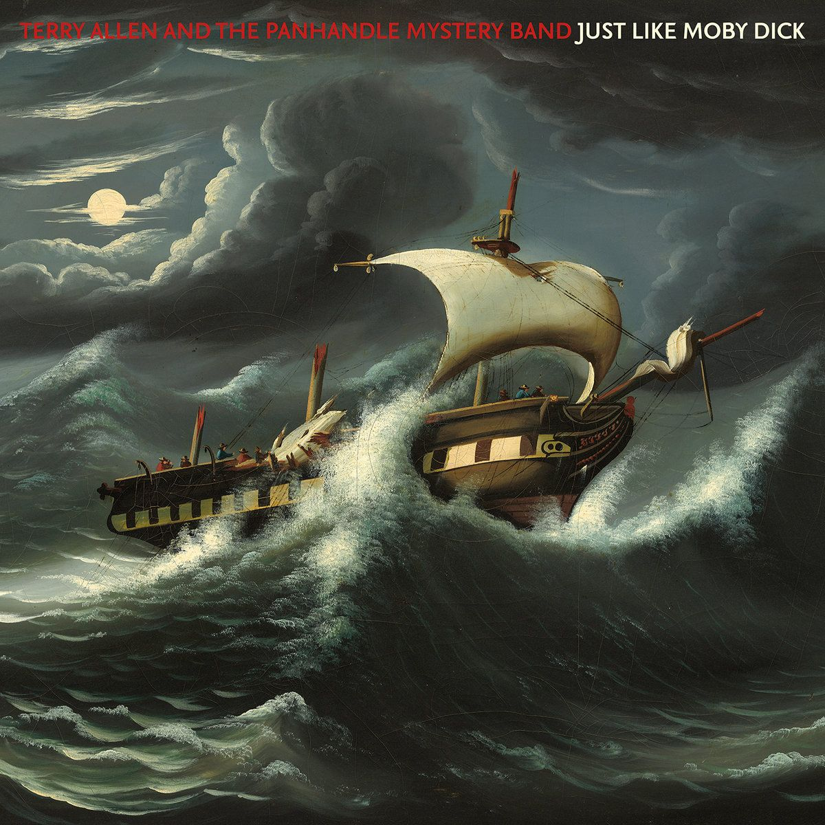 Just Like Moby Dick