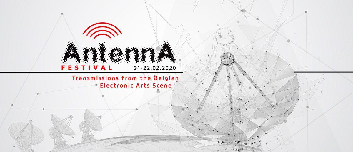 AntennA 2020: veelzijdige mix van audiovisueel en creatief
