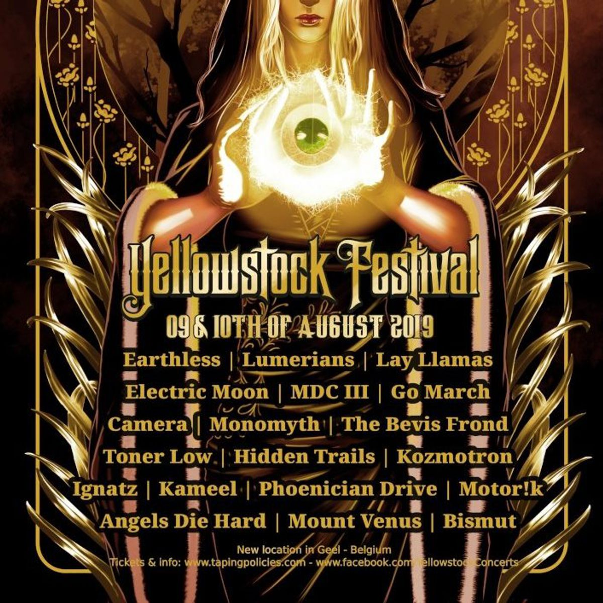 Yellowstock Festival 2019: space, the final frontier