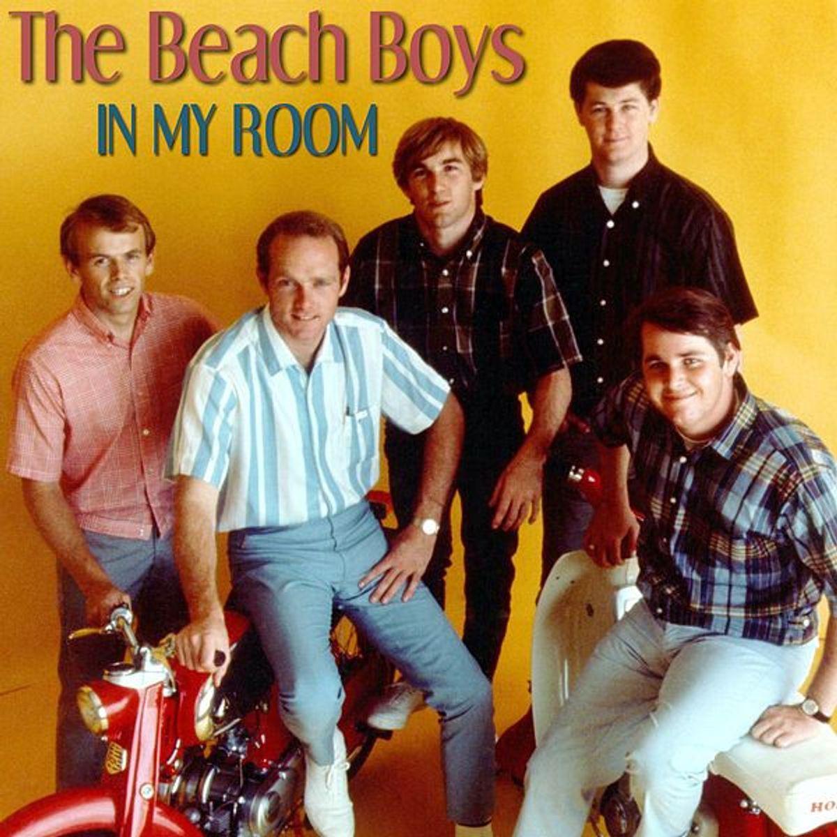 #Quarantainemuziek - The Beach Boys - In My Room'(1963)