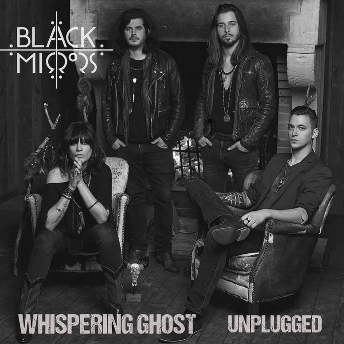 Black Mirrors - Whispering Ghost