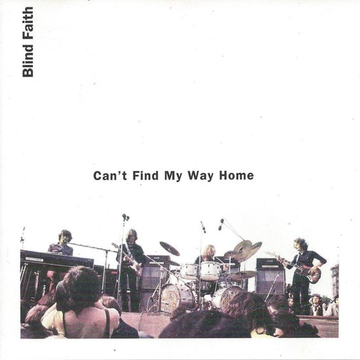 #MisterBaker - Blind Faith - Can't Find My Way Home (1969)