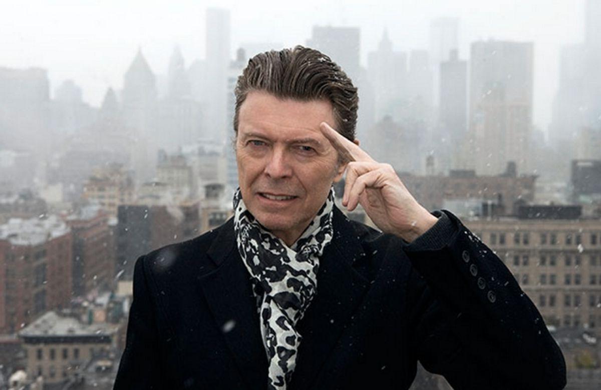 Bowie legt mijn jeugd te rusten
