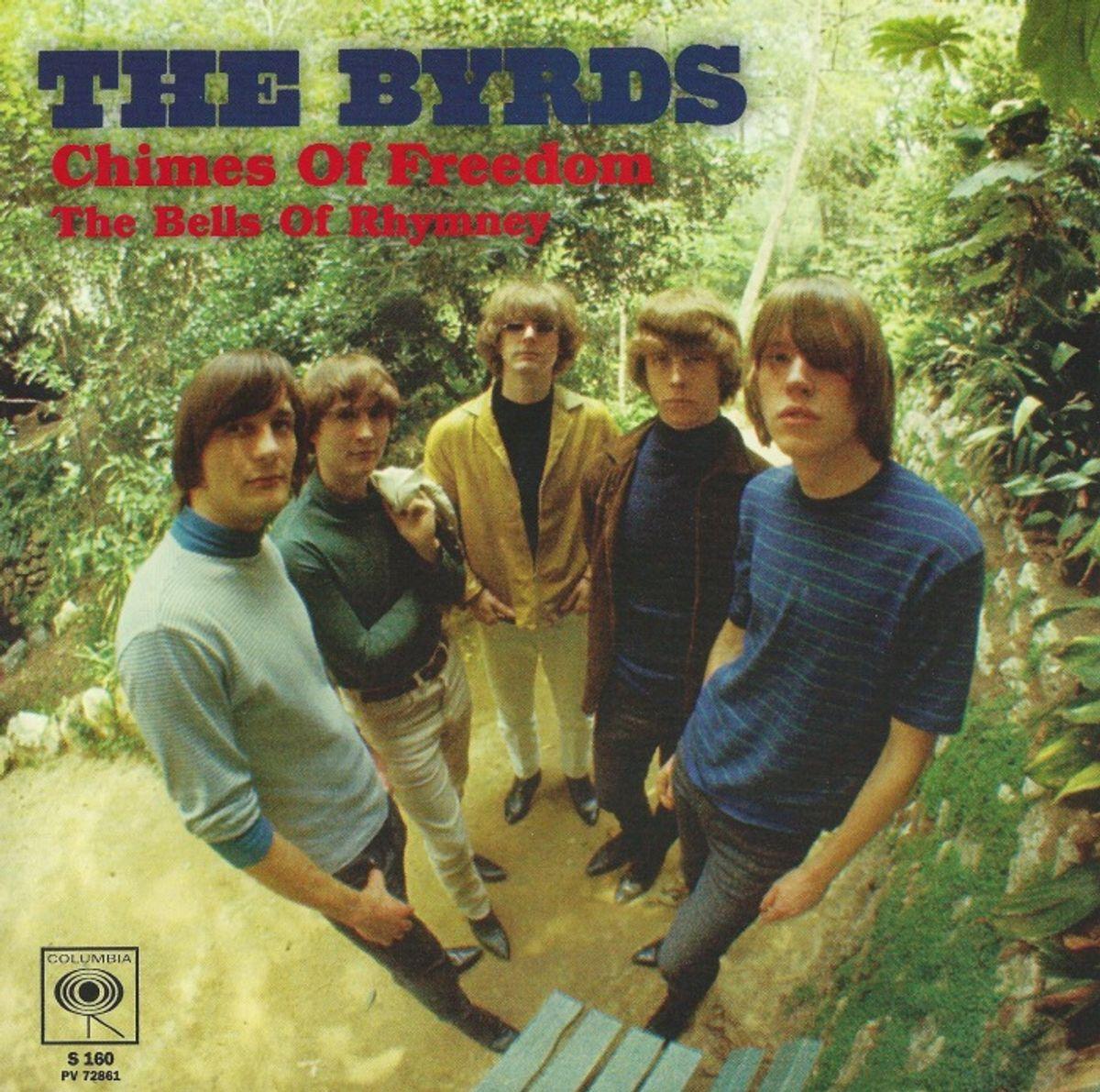 #RickenbackerRules - The Byrds - The Bells Of Rhymney (1965)