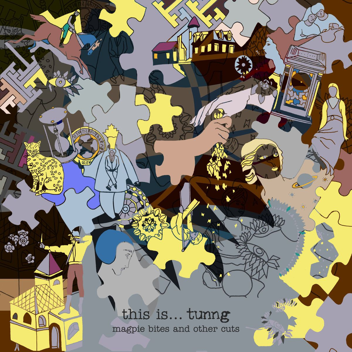 Tunng - 'This Is Tungg... Magpie Bites And Other Cuts'