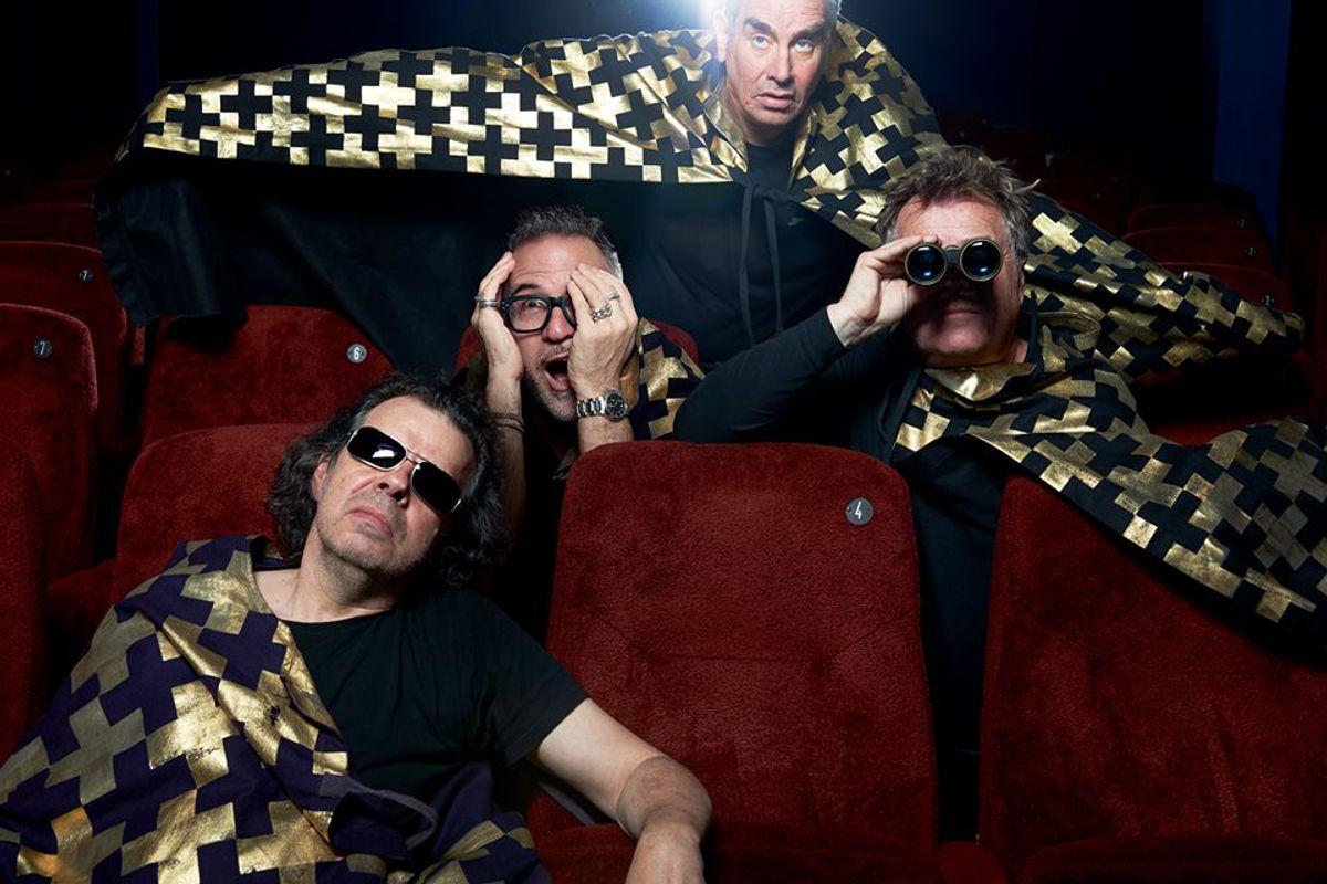 The Pop Group</b> - Muziek met een shot bewustzijn