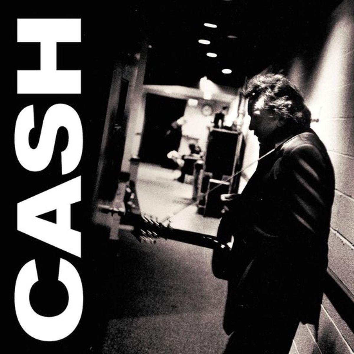 #Claustrofobisch - Johnny Cash - I See A Darkness (2000)