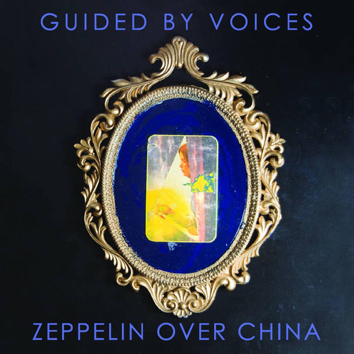 Zeppelin Over China / Warp & Woof