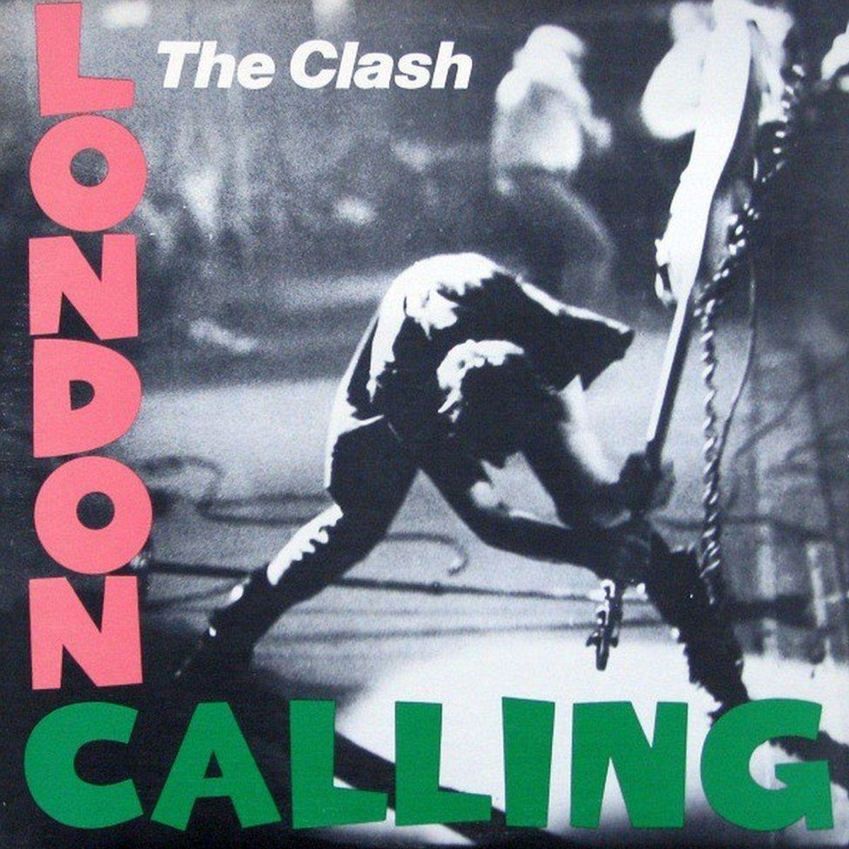#Dubbelaars - The Clash - London Calling - 'London Calling' (1979)