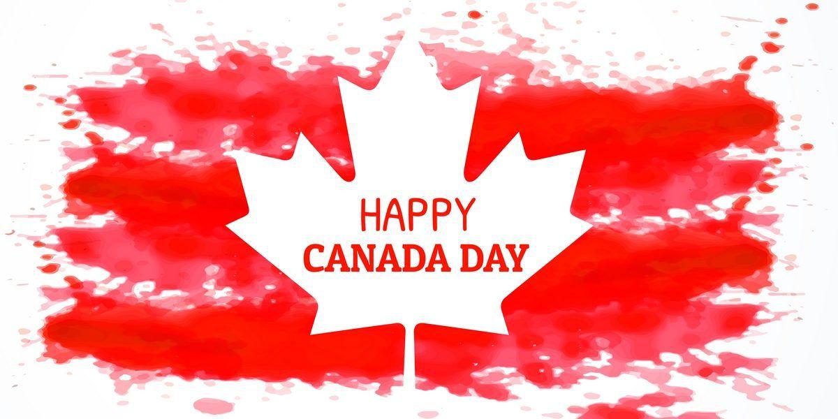 Hurray, Canada Day