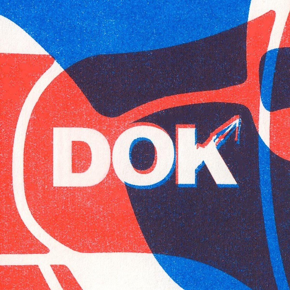 Het doek over DOK
