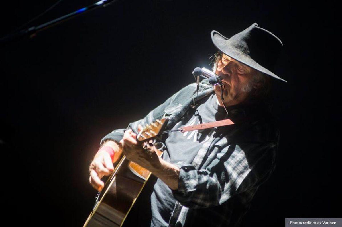 Neil Young & Promise Of The Real</b> - De kracht van muziek