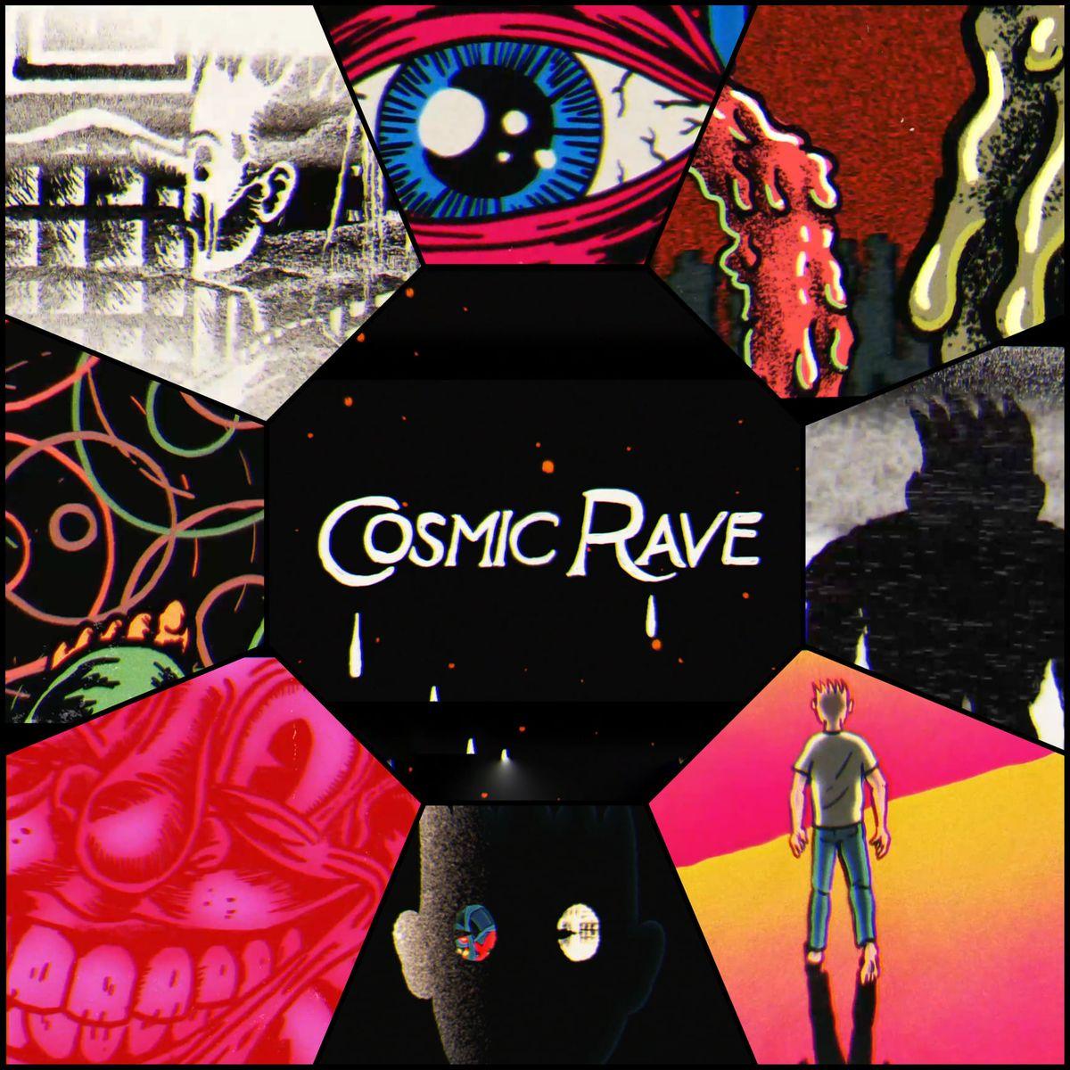Empty Head - Cosmic Rave