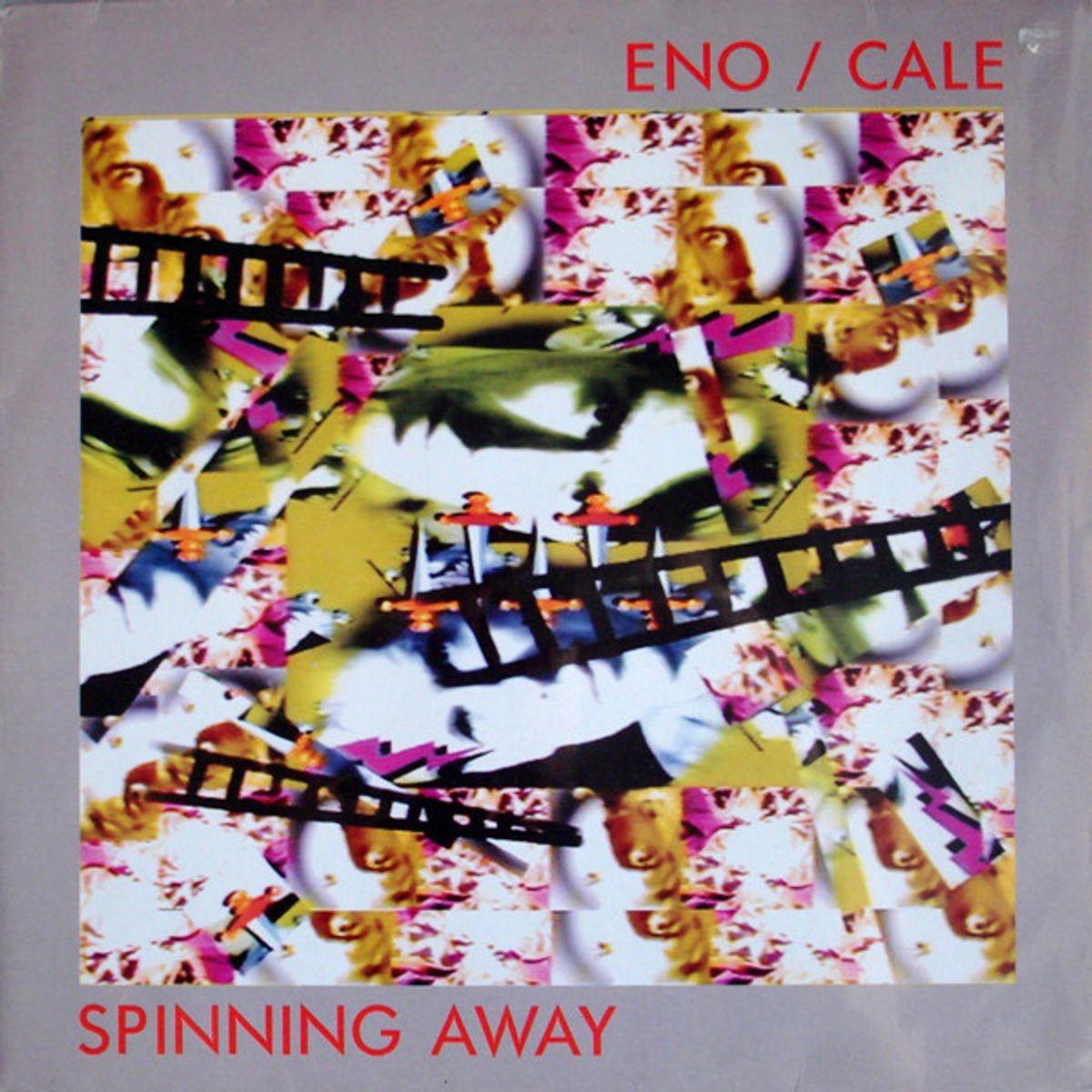 #BrianEno - Brian Eno & John Cale - Spinning Away(1990)