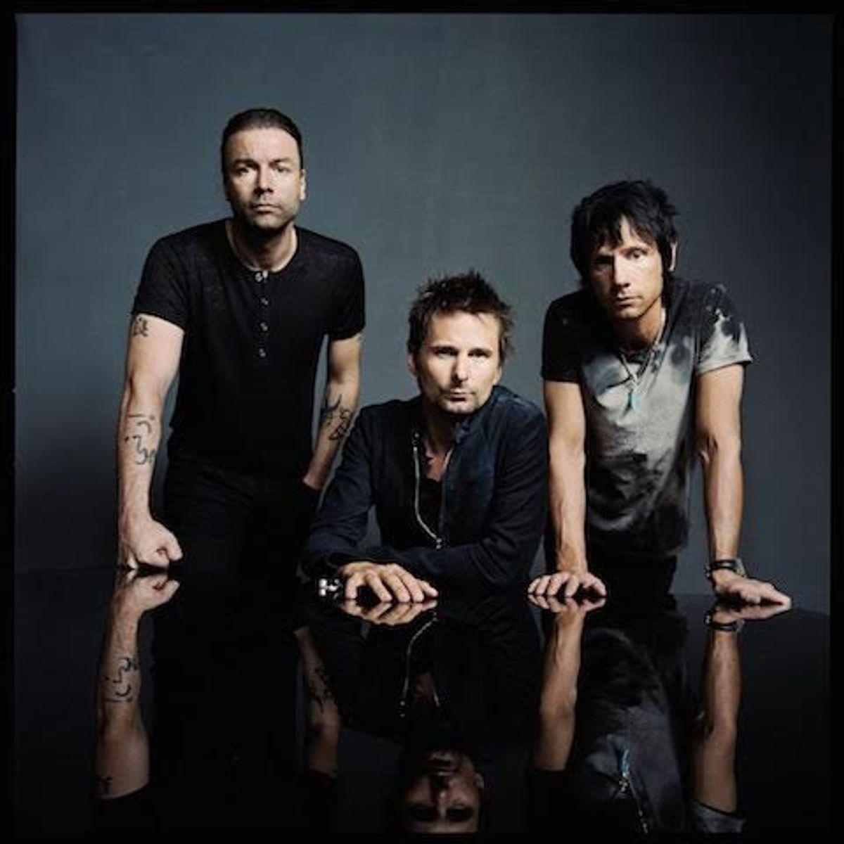 Muse</b> - Beste show(s) in jaren