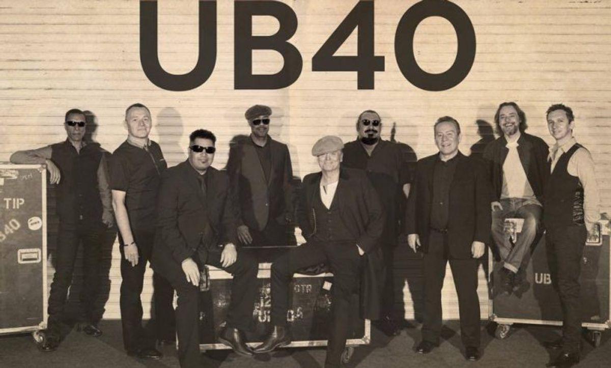UB40</b> - Alles komt (helaas) terug