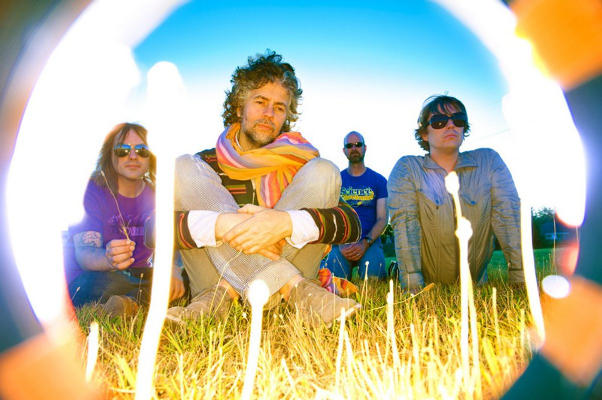 The Flaming Lips</b> - Vuur in alle kleuren