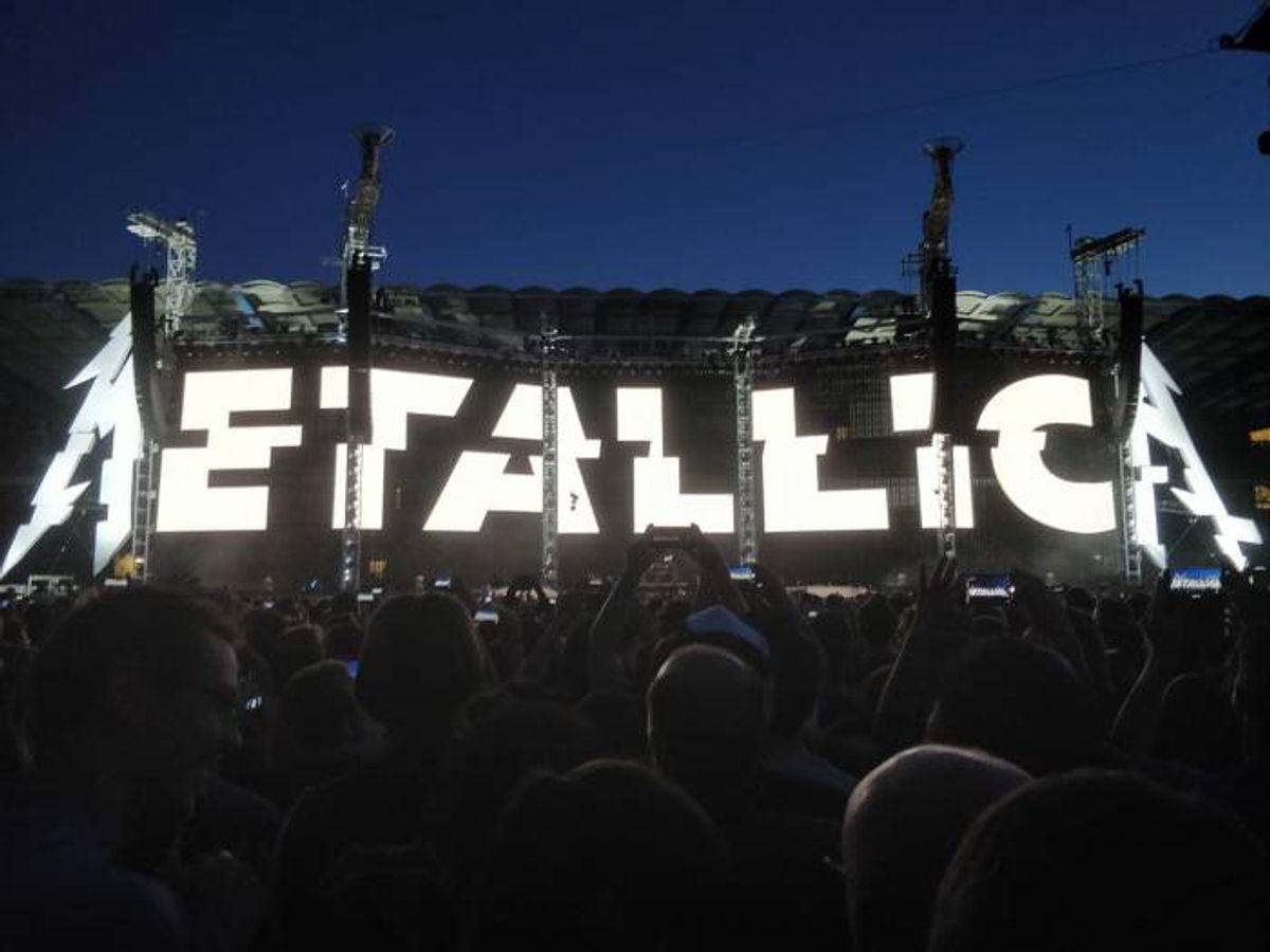 Metallica</b> - Oude aap