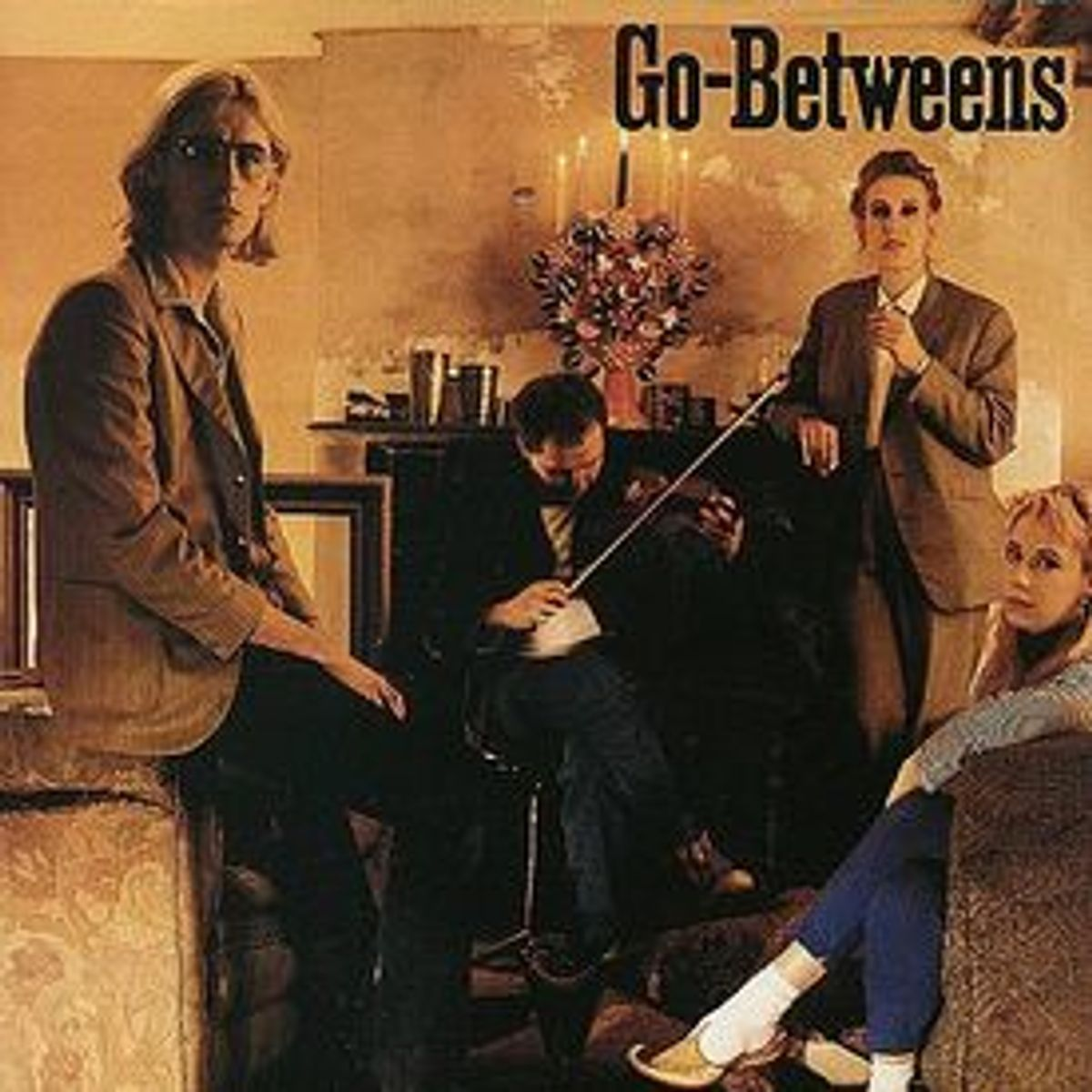 #FijnBesnaard - The Go-Betweens - I Just Get Caught Out (1987)